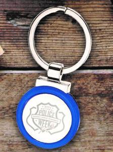 2021 Police Week Key Chain